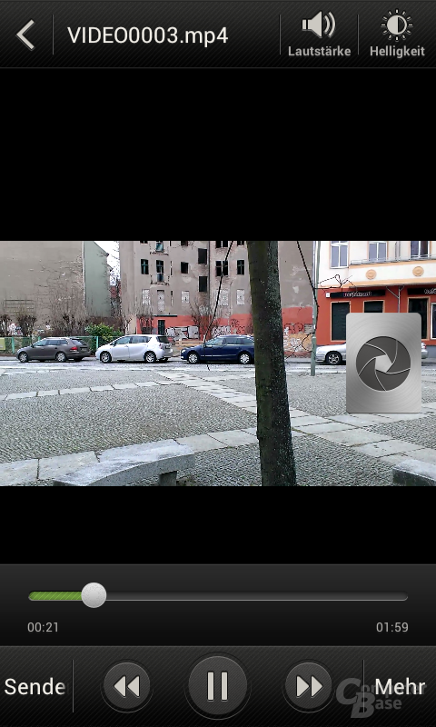 HTC One SV Video