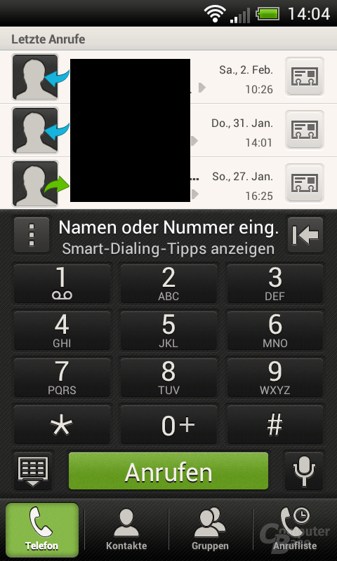 HTC One SV Telefon