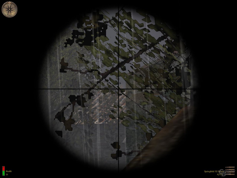 Medal of Honor: Allied Assault - Finde den Gegner
