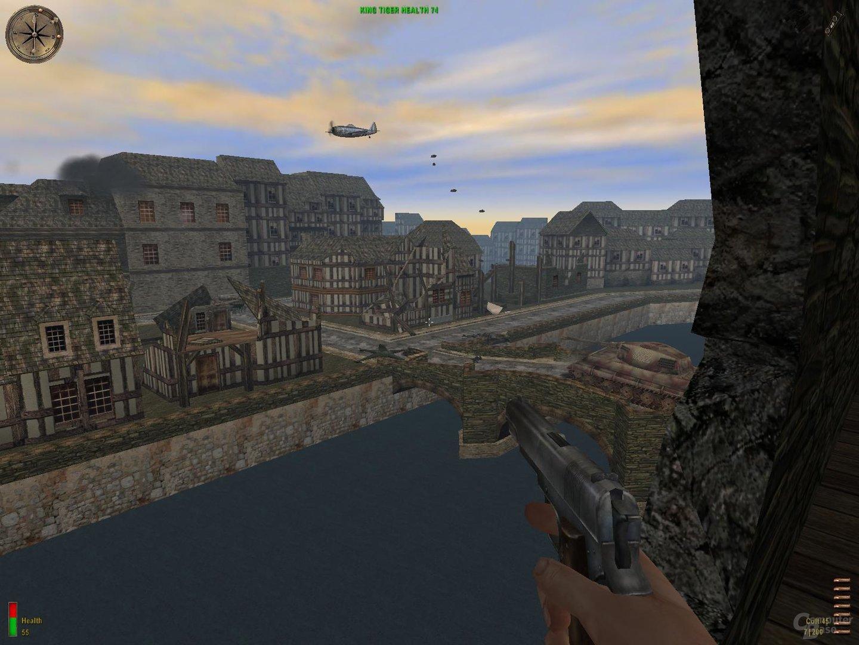 Medal of Honor: Allied Assault – Über Luftschlag freuen