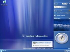 Longhorn Desktop