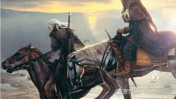 """""""The Witcher 3: Wild Hunt"""" als Titel-Story"""