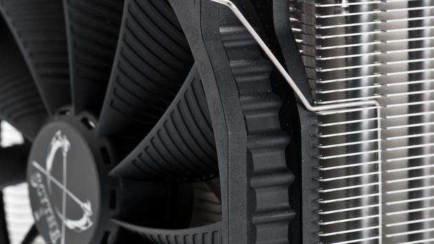 Scythe Ashura CPU-Kühler im Test: Japaner auf leisen Sohlen