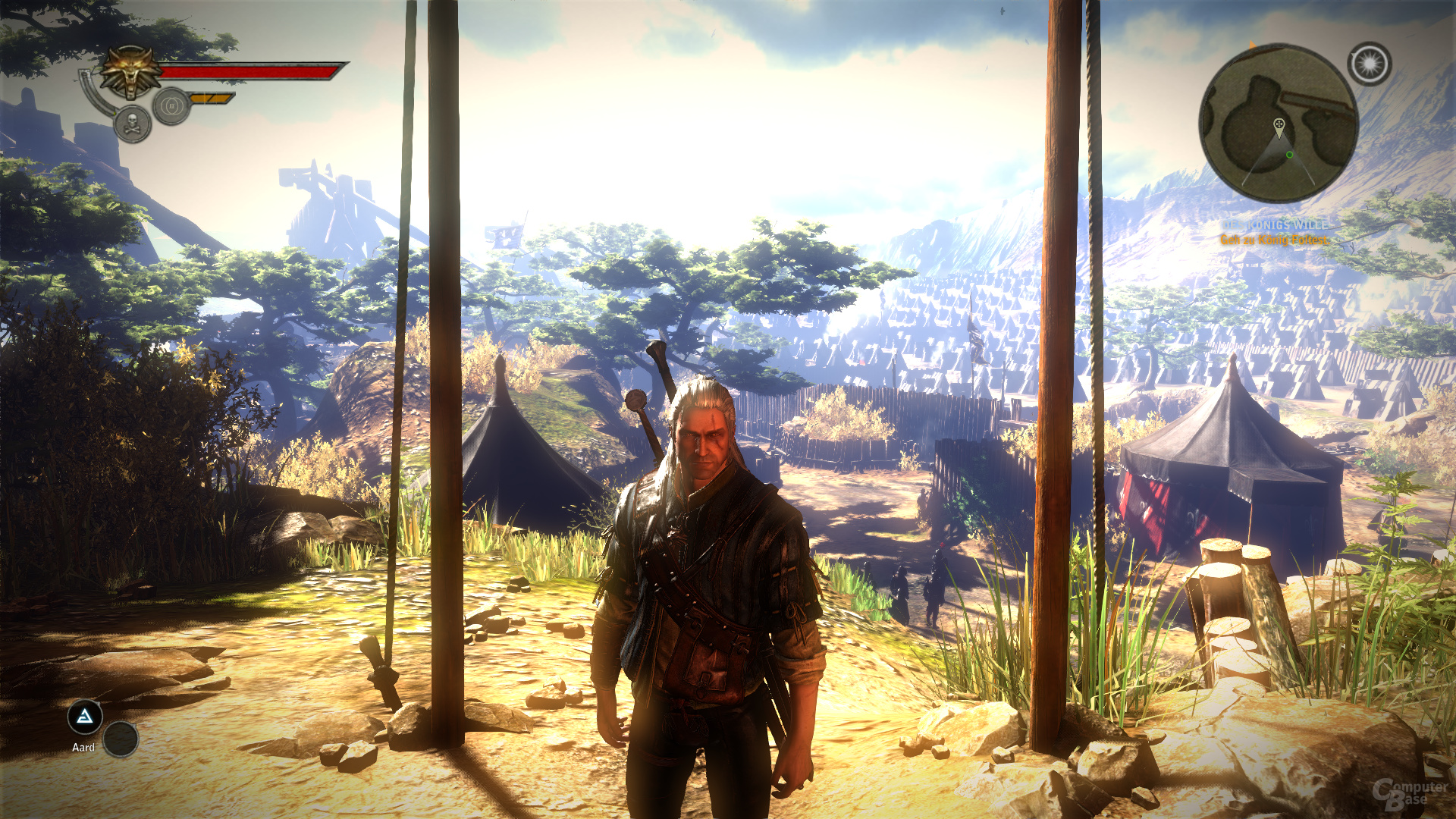 AMD GCN - The Witcher 2