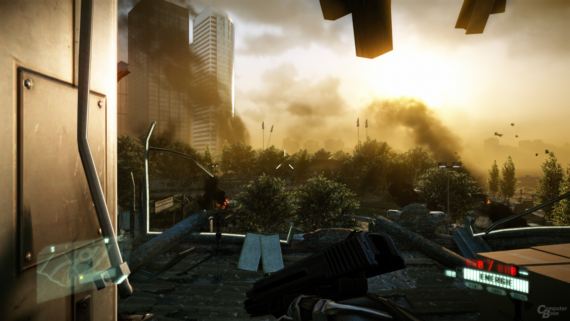 Nvidia Kepler - Crysis 2