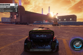 Nvidia Kepler - Dirt Showdown