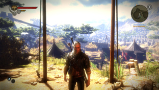 Nvidia Kepler - The Witcher 2