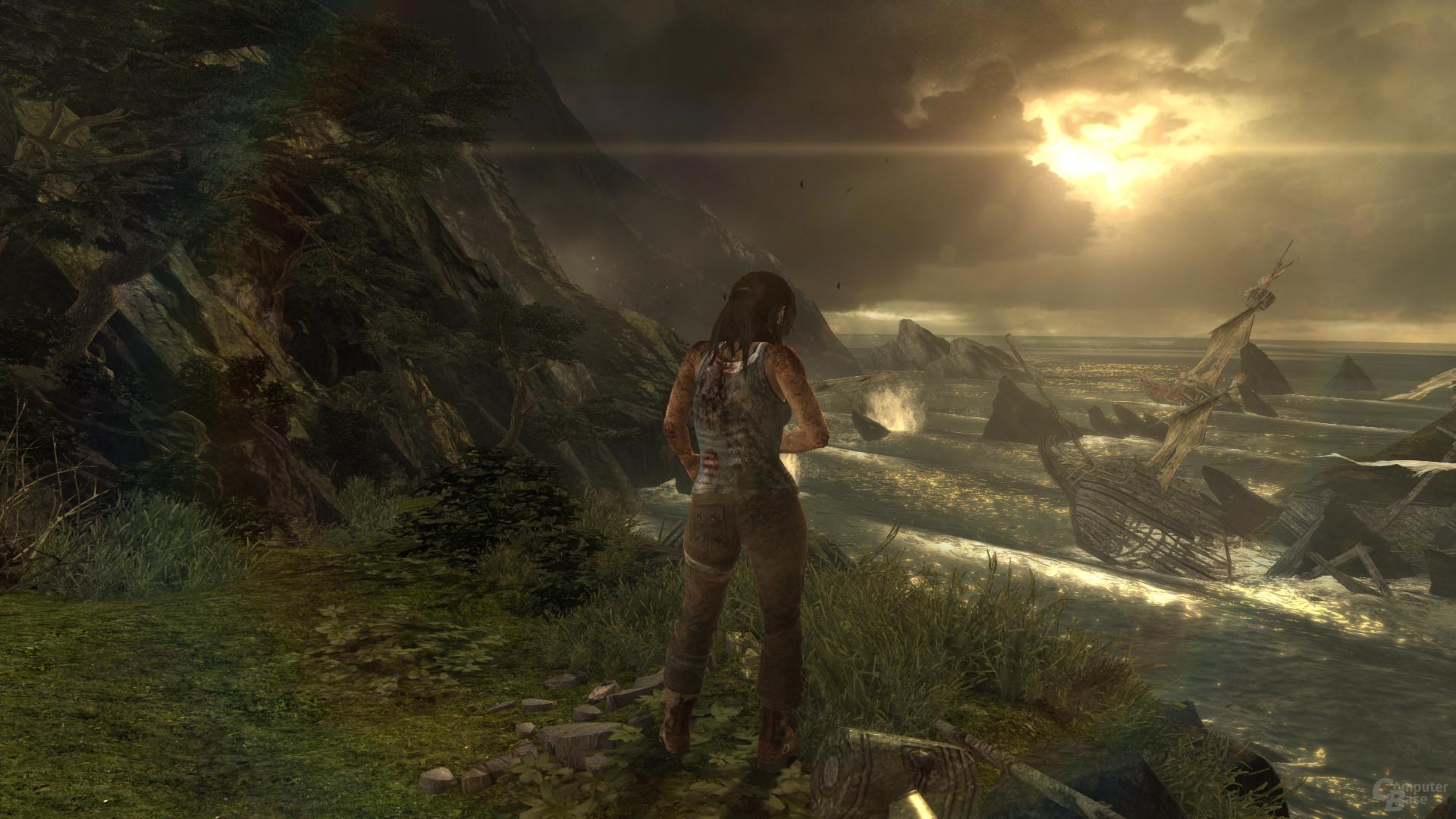 AMD GCN - Tomb Raider