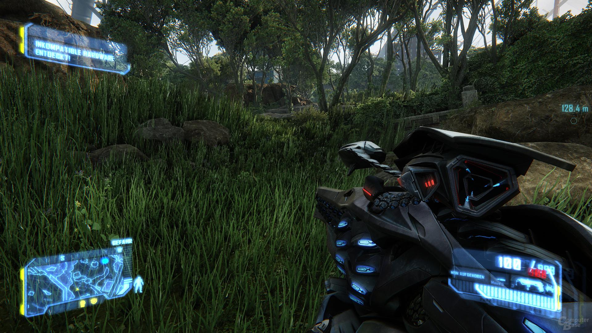 Nvidia Kepler - Crysis 3