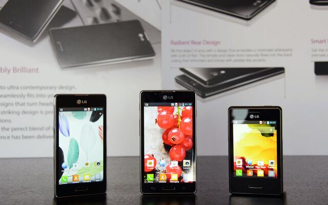 LG Optimus L-Serie-II