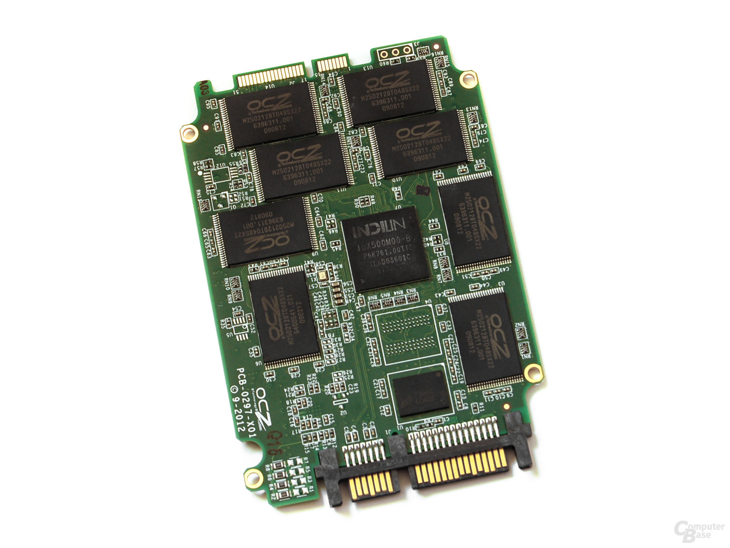 PCB der OCZ Vector