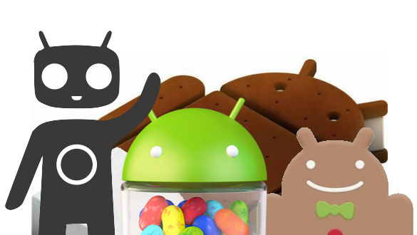 Google Android: Version 2.3.6 bis 4.2.2 im Leistungsvergleich
