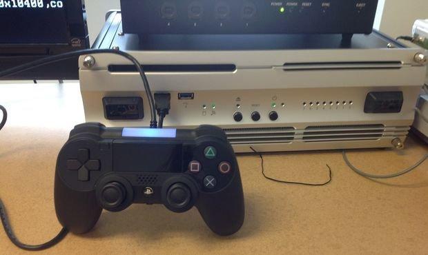Angeblicher Prototyp des kommenden PlayStation-Controllers