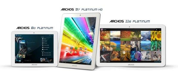 Archos Platinum-Serie