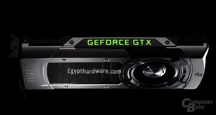 Vermeintliche Bilder der GeForce GTX Titan