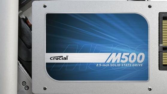 Gewinnspiel Juni 2013: SSD M500 mit 960 Gigabyte von Crucial
