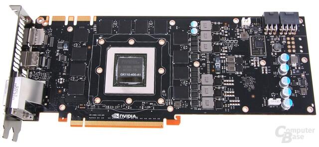 GeForce GTX Titan ohne Kühler