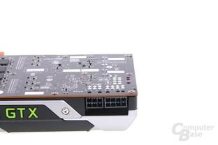 GeForce GTX Titan Stromanschlüsse