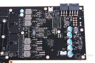GeForce GTX Titan Stromversorgung