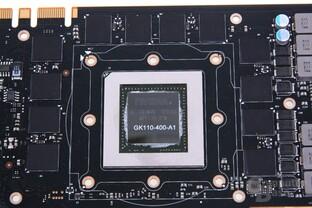 GeForce GTX Titan GPU und Speicher