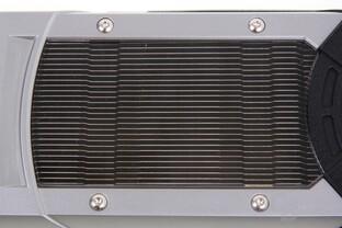GeForce GTX Titan Lamellen
