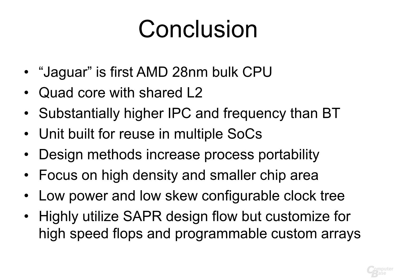 """Details zu AMDs """"Jaguar"""""""