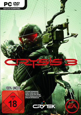 Crysis 3 - Packshot
