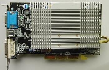 Zum Vergleich - Radeon 9700 Pro Ultimate Edition
