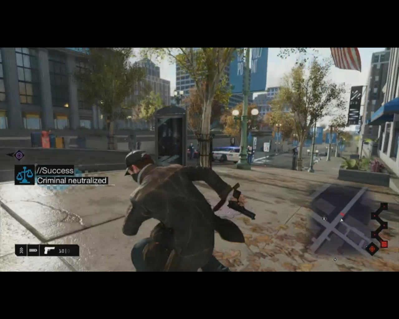 PS4-Präsentation – Watch Dogs