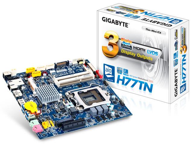 Gigabyte GA-H77TN