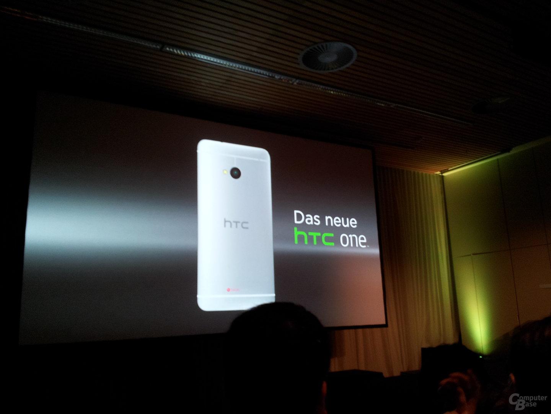 HTC-One-Event Berlin