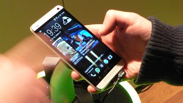 HTC One: Das neue Android-Flaggschiff ausprobiert