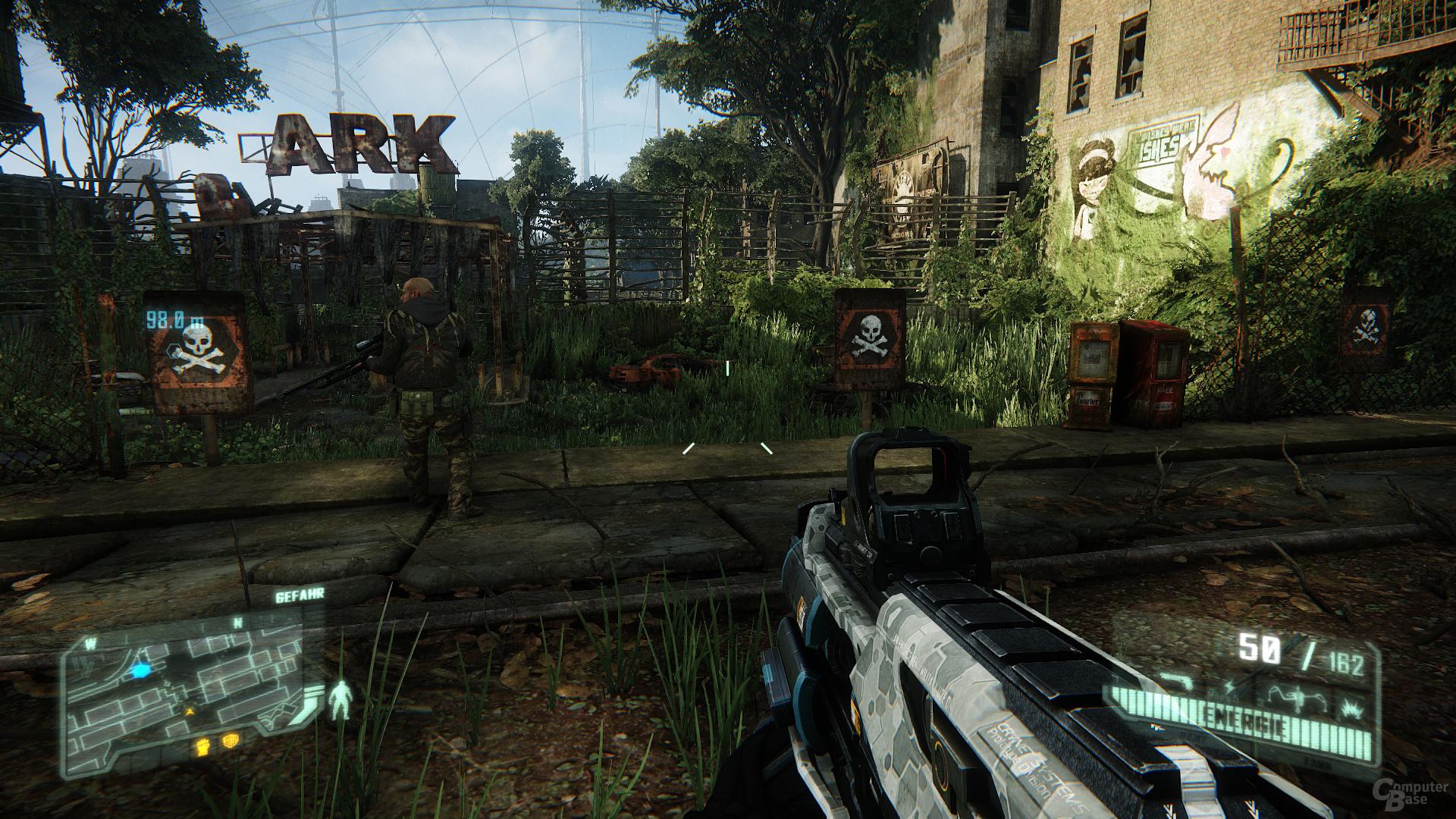 Crysis 3 - 1x SMAA