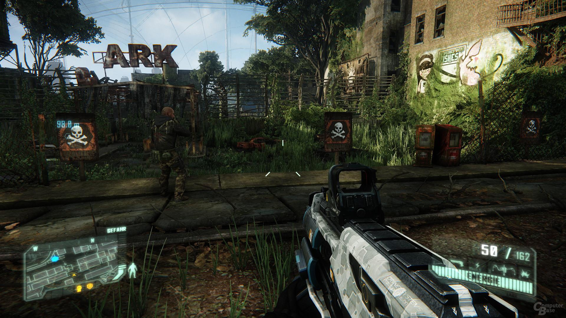 Crysis 3 - FXAA