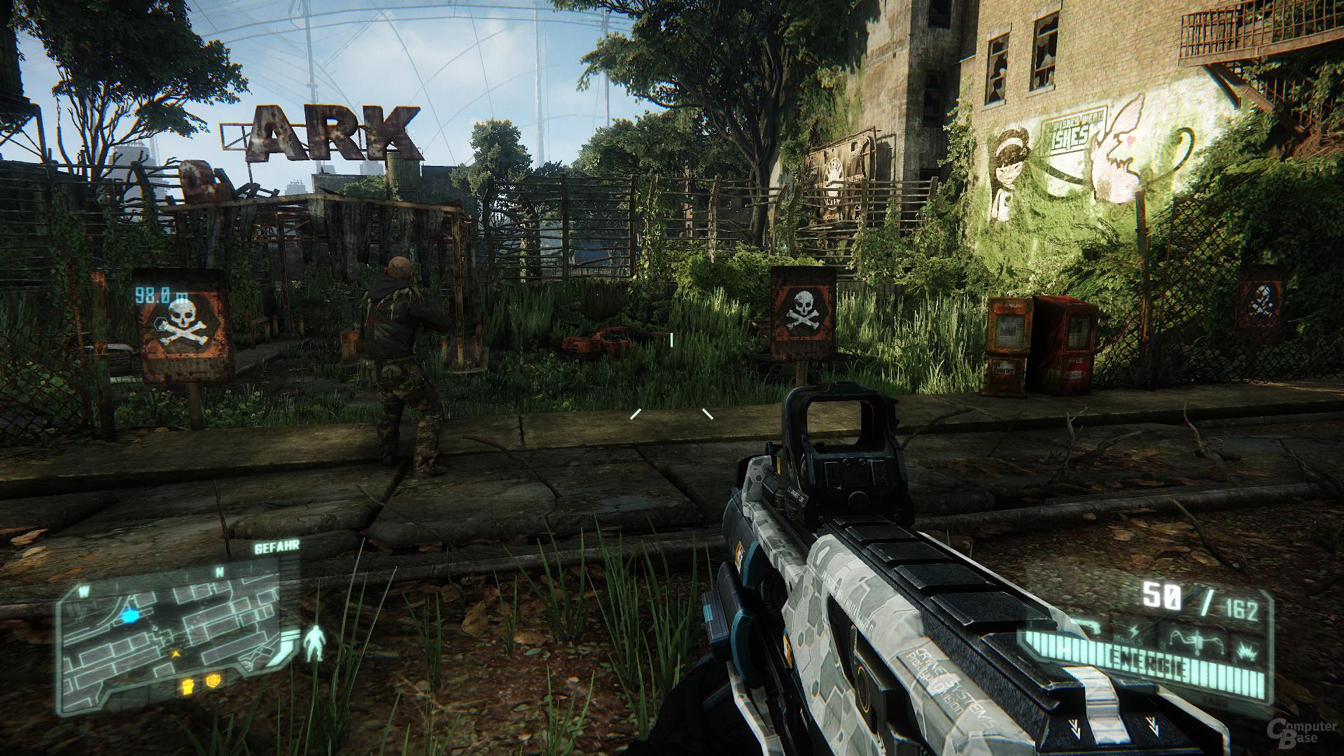 Crysis 3 - 2xMSAA