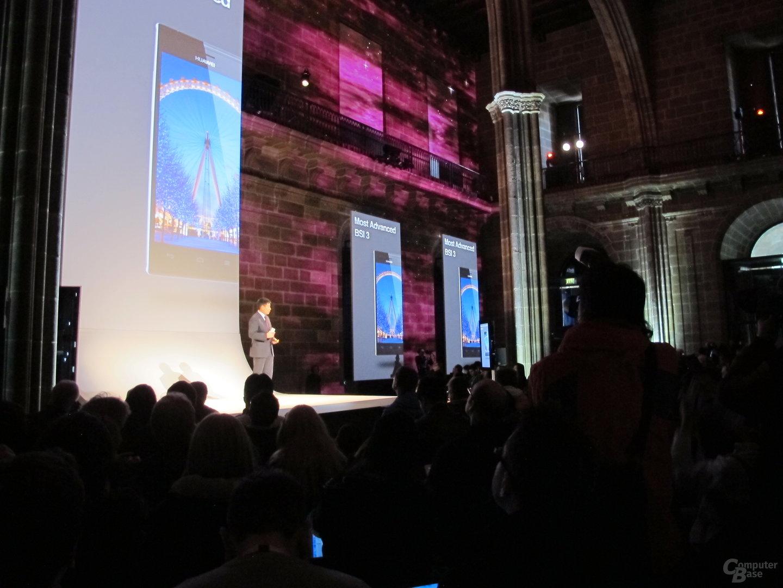 Huawei Ascend P2 ausprobiert