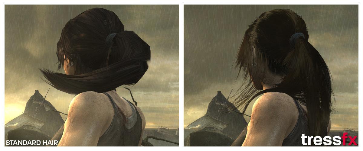 TressFX im neuen Tomb Raider