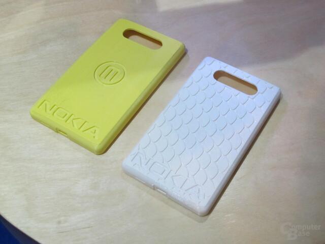 Smartphone-Schalen aus dem 3D-Drucker
