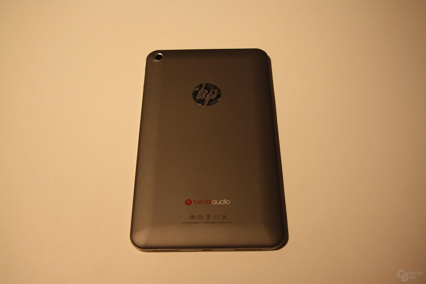 Hewlett-Packard Slate 7 ausprobiert