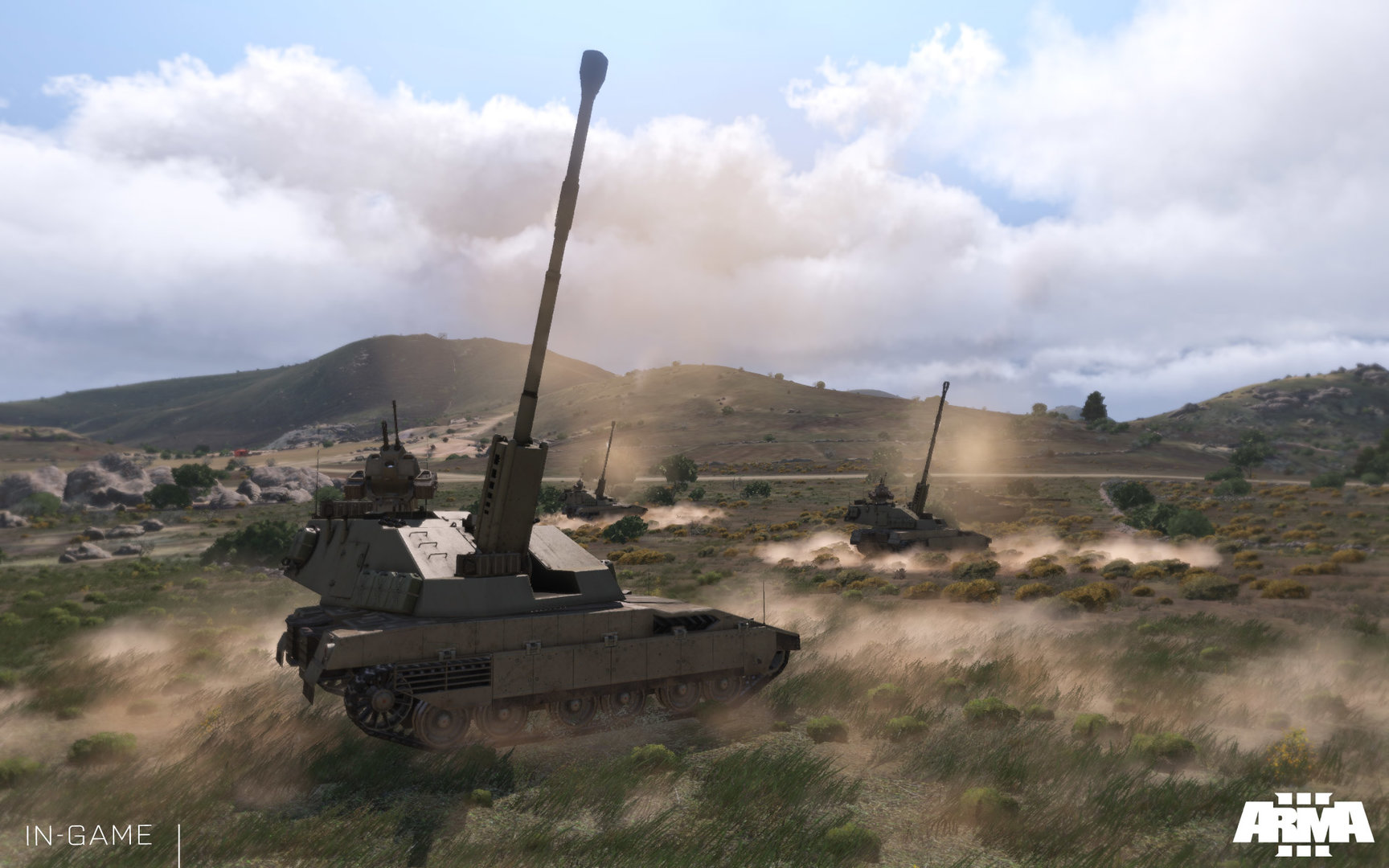 ArmA 3 (Alpha)