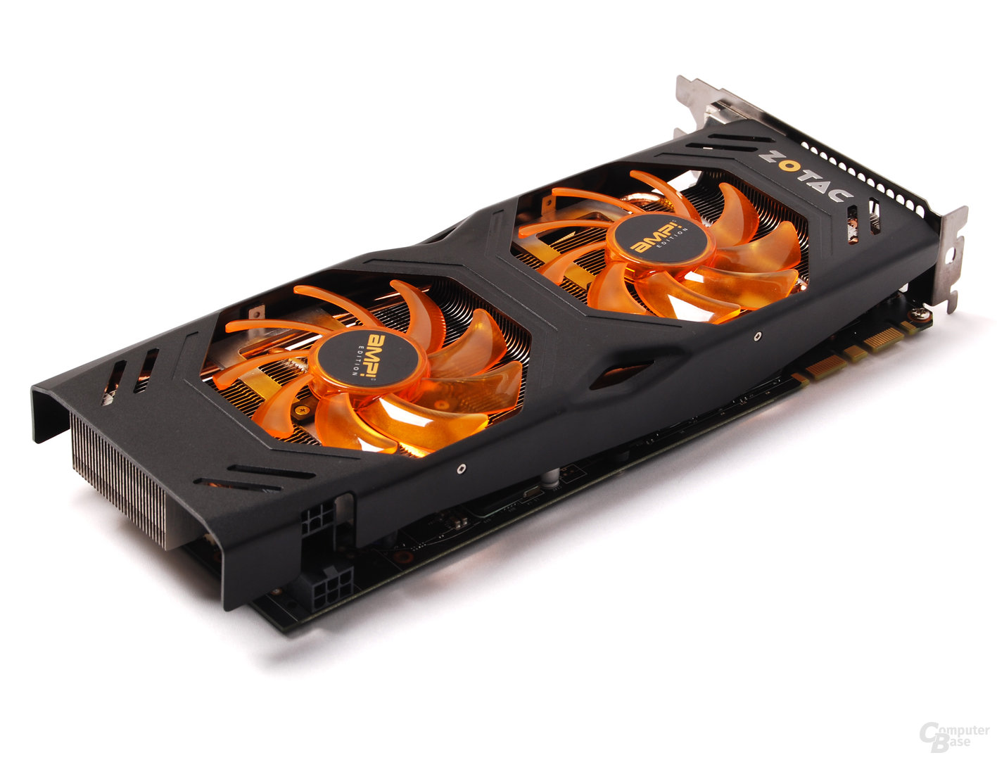 Zotac GeForce GTX 680 AMP! Dual Silencer