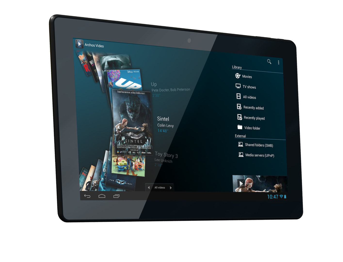 Archos FamilyPad 2