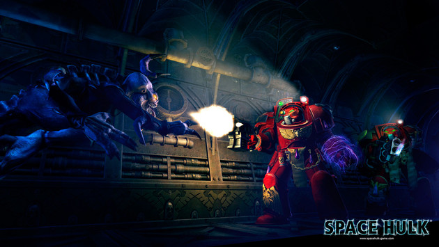 Warhammer 40.000: Space Hulk
