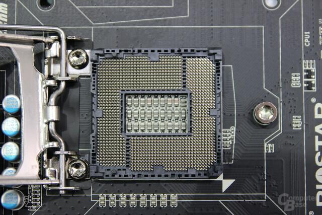Intels neuer Sockel LGA 1150