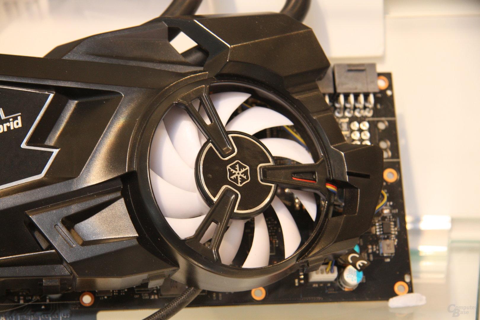 Inno3D i-Chill Accelero Hybrid für GeForce GTX Titan