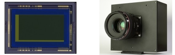 Canon 35-mm-Vollformatsensor