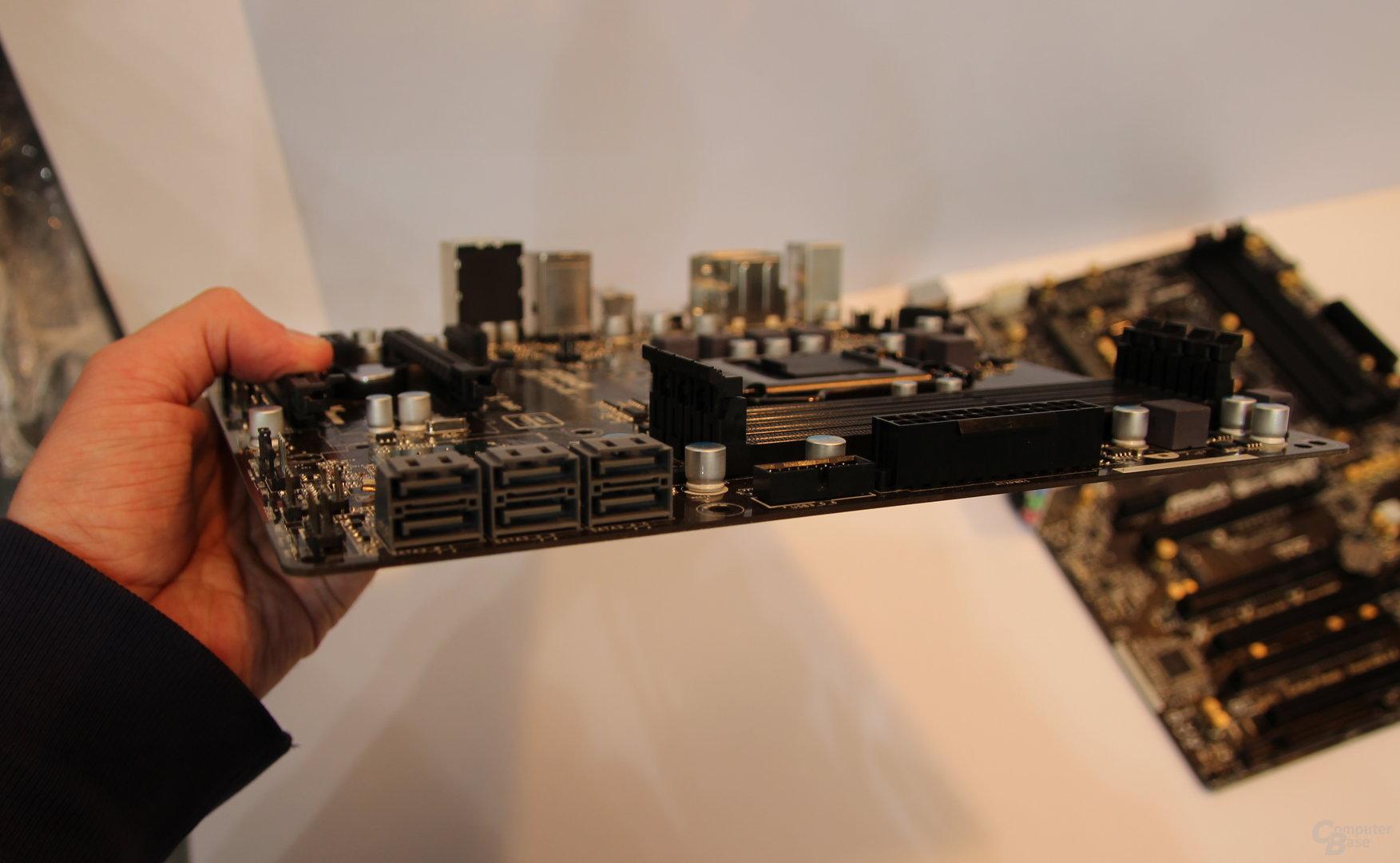ASRock Z87 Pro4-M