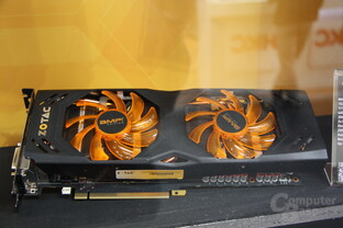 Zotac GeForce GTX 680 AMP!
