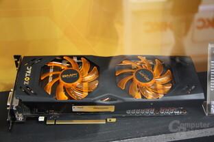 Zotac GeForce GTX 680 AMP!