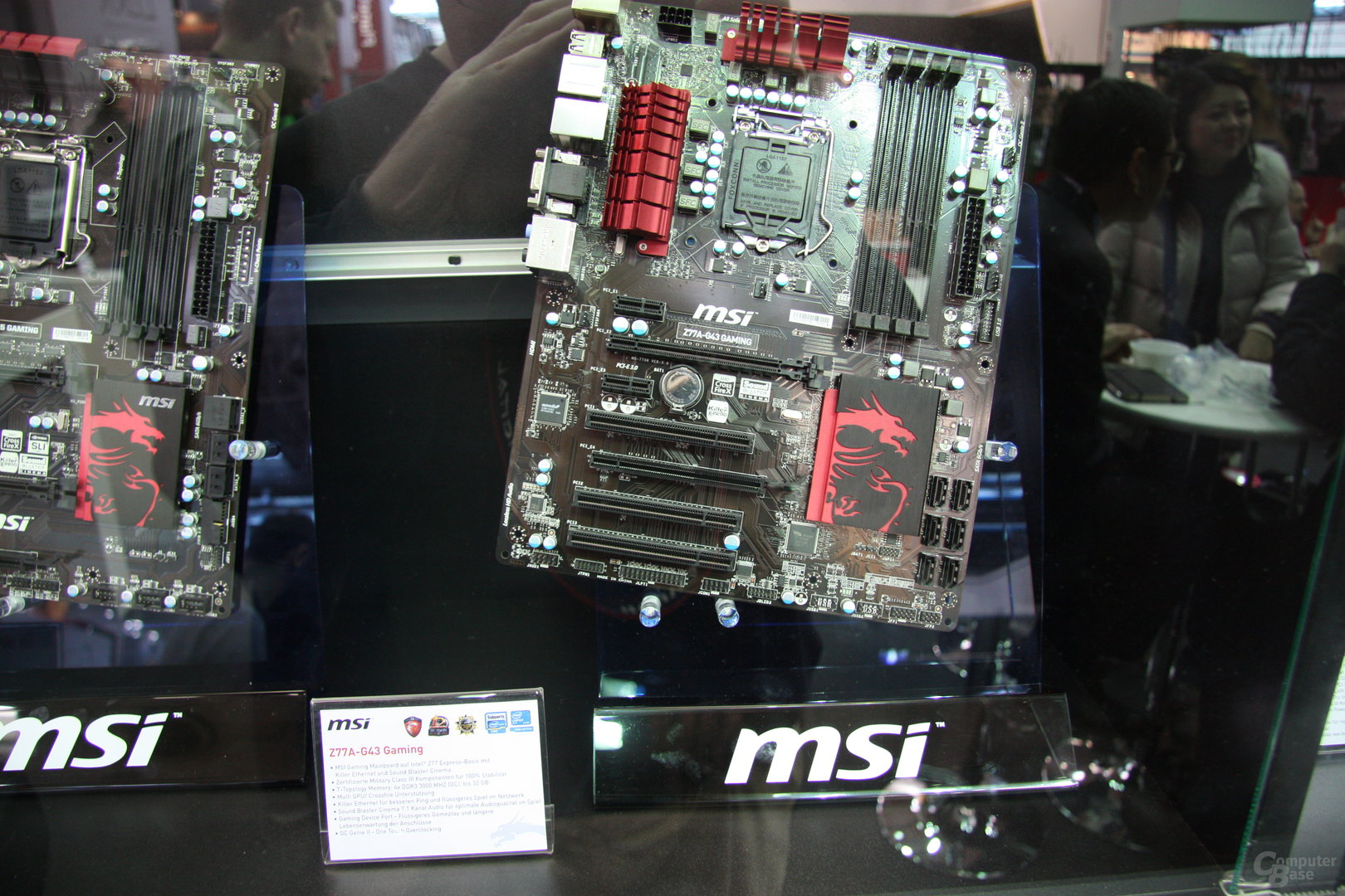 MSI Z77A-G43 Gaming